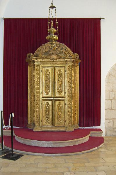 17-Aron Kodesh (Ark), Istanbuli Synagogue