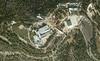 2-Satellite image, Yad Vashem, courtesy Google (same scale as map).