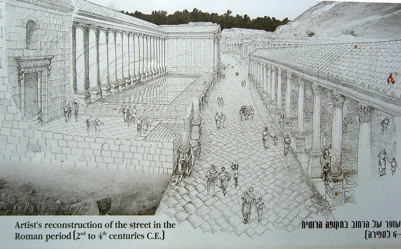 Artist's reconstruction.