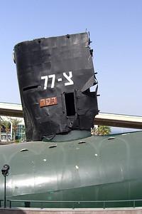 14-National Maritime Museum, the submarine Dakar.