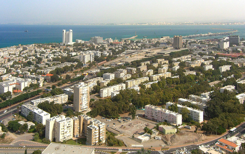 8-Haifa and Bay