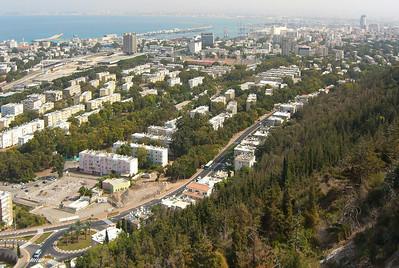 ISRAEL 7: Haifa, Oct. 18, 2009