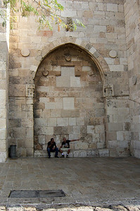 17-Inscription at Jaffa Gate