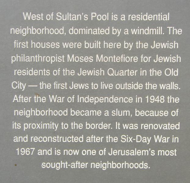 26-Yemin Moshe-Montefiore settlement
