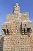19-Tower of David. Reminds me of a teacher I had in  grade school.