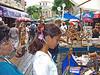 Sima Artist in leather),Naama,Nahalat Binyamin market, 20Oct06