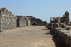 17-Between the southerly outer and inner walls, looking east toward Jordan.