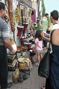 23-Eden checks out the drums