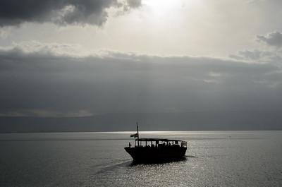 Sea of Gallilee 28/09/2014   --- Foto: Jonny Isaksen