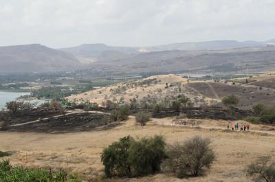 Mount of the Beatitudes 28/09/2014   --- Foto: Jonny Isaksen