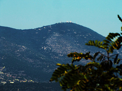 15-Mt Merom from Safed