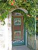 17-Safed, door to an artist's home and studio