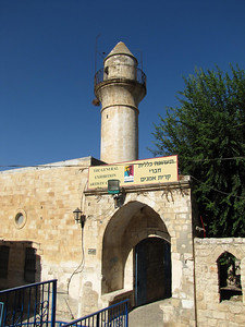 19-The general exhibition. The artists' quarter is located in what was previously the Arab quarter.