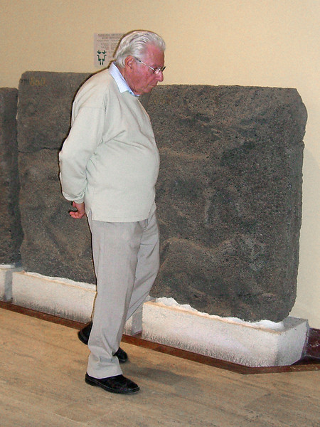 32-Abba Niv, Archaeology Museum