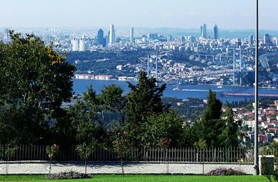 45-Ortaköy from Çamlica Hill