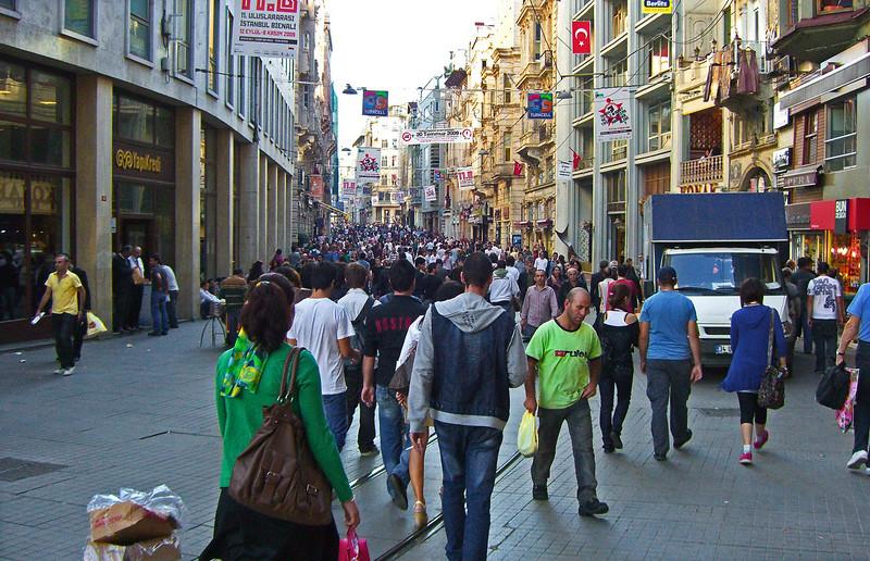 53-İstiklâl Avenue