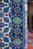 27-Rustem Pasha Mosque, İznik tiles.