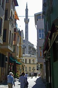 38-Ortaköy, Baroque mosque