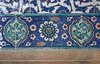 26-Rustem Pasha Mosque, İznik tiles.
