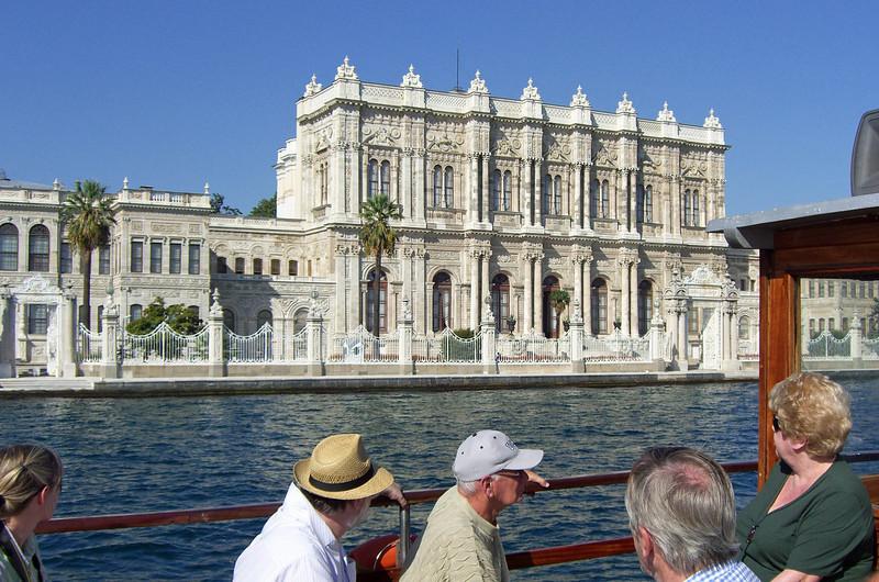 24-Dolmabahçe Palace