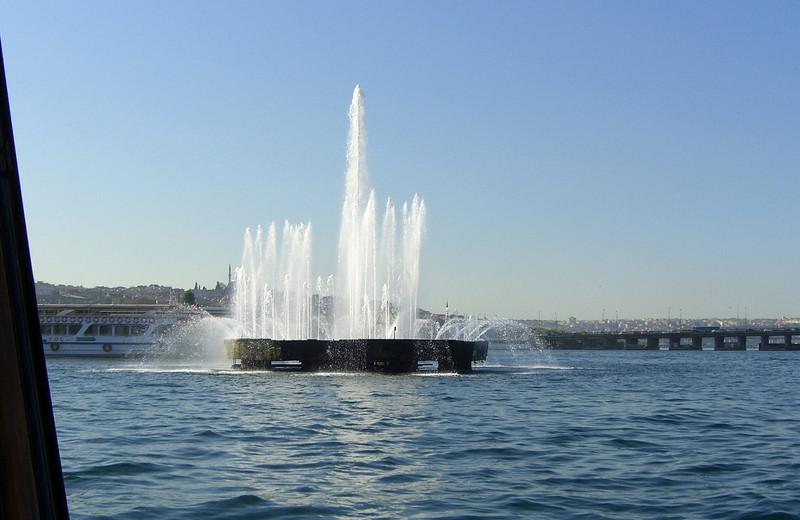 53-City Harbor Fountain