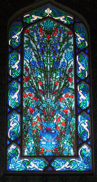 11-Topkapi, Harem window