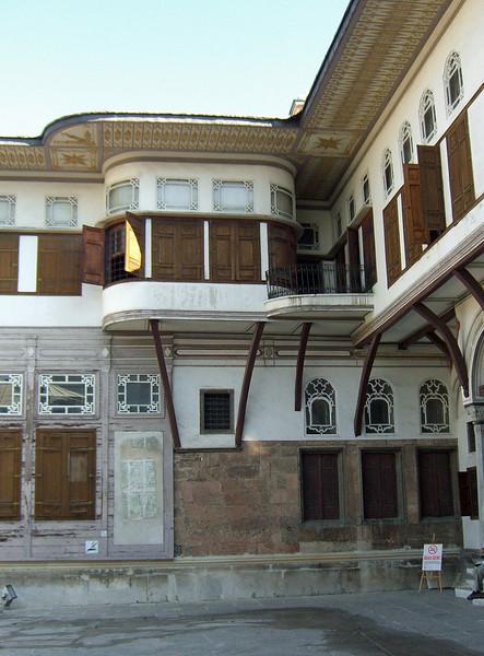12-Topkapi, Eunichs' quarters