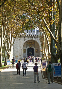 3-Topkapi Palace, Gate of Salutations