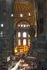 89. Hagia Sophia (Aya Sofya) interior.