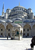 133. The Blue Mosque, 1609-1616.