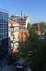 156. Yerebatan Ave and Hagia Sophia (Aya Sofya), from my hotel room.