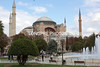 HAIGI-SOPHIA and fountain in front.