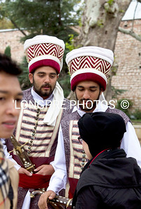 ACTORS at TOPKAPI Palace.