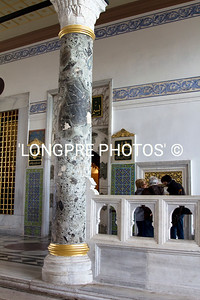 COLUMN at Palace ....TOPKAPI