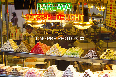 BAKLAVA and other sweets.