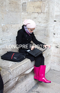 STUDENT with laptop.....TOPKAPI