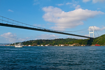 istanbul, Bosphorus, Bosforo