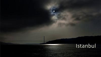 Bosphorus—one of the world's busiest waterways—in northwestern Turkey, between the Sea of Marmara and the Black Sea.