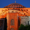 EAST FACADE OF AYA SOFYA AT SUNRISE