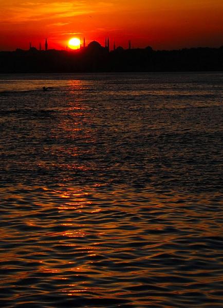 ISTANBUL SUNSET 2