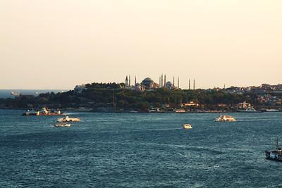 istanbul, Santa Sophia