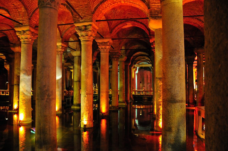 The Imperial Cistern