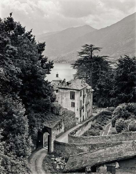 ITALY B&W