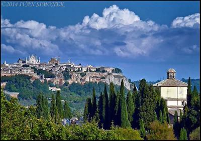 """ITALY 30"",Orvieto."