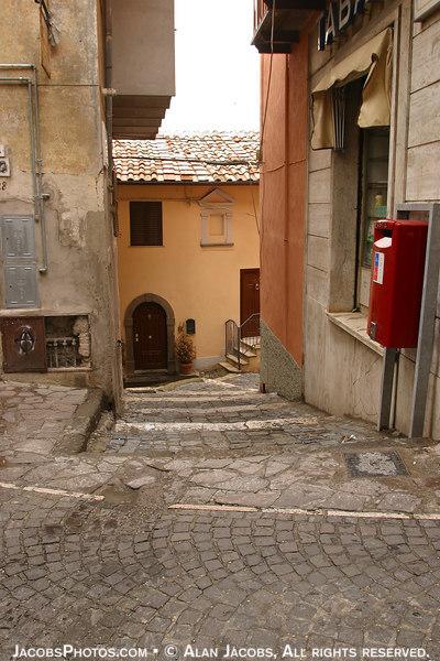 Rocca di Papa, province of Rome, Lazio, Italy.