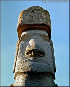 """""""ITALY 29"""",moai."""