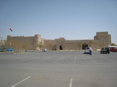 Ibri Fort, Oman.