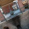 Alambique de cobre encima del horno de leña - Fundo Tres Esquinas - Subtanjalla - Ica