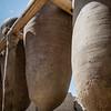 Tinajas de barro para el pisco  - Fundo Tres Esquinas - Subtanjalla - Ica
