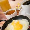 Desayuno frugal - Hostería Suiza - Huachachina - Ica
